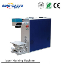 High performance 20w fiber laser marking machine
