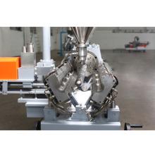 Système de granulation pour extrudeuse de mélange de plastiques techniques