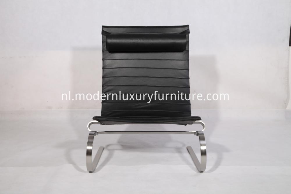 Replica poul kjaerholm pk loungestoelen