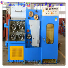14DT(0.25-0.6) Copper fine wire drawing machine with ennealing(drum wire drawing machine)