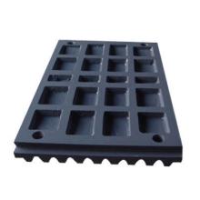 Pieza de fundición dúctil de hierro OEM FCD450