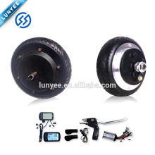 6 Inch Electric Bike Wheel 24v 200w250w300w350w Hub Motor Electric Scooter Skateboard Motor Ebike Conversion Kit Motor