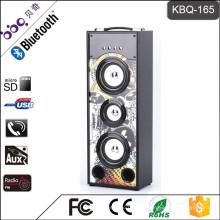 BBQ KBQ-165 25W 2000mAh Bestseller Neueste Design Neue Erfindungen Wireless Bluetooth Lautsprecher