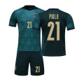 Italy Soccer Man Football Jersey Set