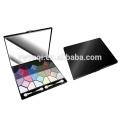 Тени для век контейнеры с 10 цветов круглый plattes, используемые для глаз