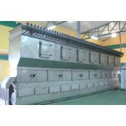 Químico de leito fluidizado Horizontal série XF secador