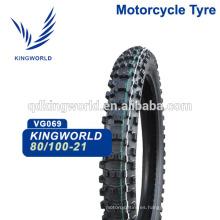 Neumático de motocross de la fábrica de qingdao de China