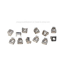 High Quality Stainless Steel Square Cage Nut (CZ007)
