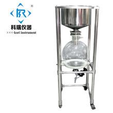 ZF-20L Lab stainless steel Nutsch filter dryer