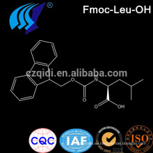 CPhI Intermediarios Farmacéuticos Fmoc - Aminoácido Fmoc - Leu - OH / Fmoc - L - Leucina Cas No.35661 - 60 - 0