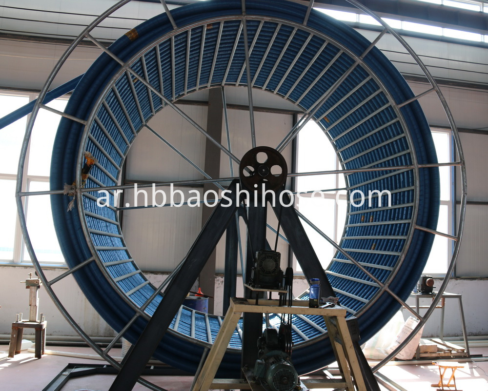 High Pressure Transimission Offshore Hose