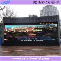 Panneau d'affichage à LED fixe polychrome extérieur de P8 SMD3535 pour la publicité (CE, ETL, RoHS)