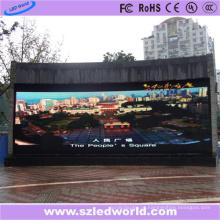 Sinal exterior da placa de exposição do diodo emissor de luz de SMD P8 grande China