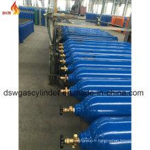 Cylindre de gaz acétylène