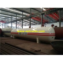 40m3 Propane Aboveground Storage Tanks