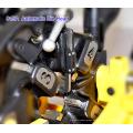 "SQ50E 300C Máquina de roscar de tubos eléctricos compactos para tubos de acero de 1/4 ""-2"""