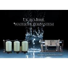 Matériau de machine de traitement de l'eau potable facultatif pour le dessalement