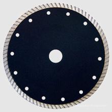 Caliente presionado sinterizado Turbo cuchilla (SUGSB)