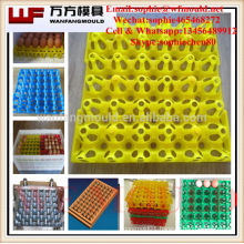 injection molded trays Taizhou huangyan plastic egg tray mold factory