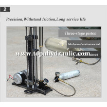 ODM for High Pressure Pcp Hand Pump PCP hand manual high pressure pump supply to Bosnia and Herzegovina Supplier