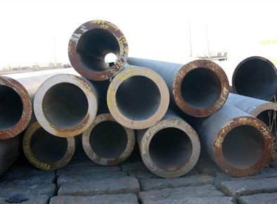 carbon steel seamless tubes