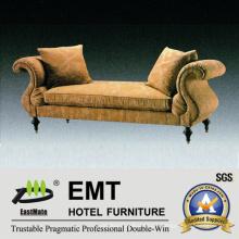 Conjunto de Sofa de Mobiliário de Design Moderno Design Moderno (EMT-SF41)