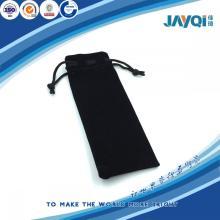 Calcetín de móvil de microfibra negro