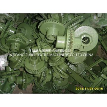 Textile Machinery  Mainly Parts Six