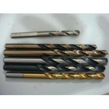 Сверло из быстрорежущей стали с различным материалом