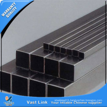 300 Series Stainless Steel Square Pipe for Construction