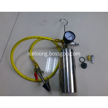 Air conditioner system condensor flush kit