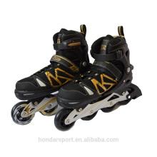 nuevos patines inline ajustable del adulto de la alta calidad del diseño para la venta
