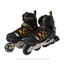 new design high quality adult adjustable inline skates for sale