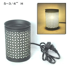 Electric Metal Fragrance Warmer - 15CE00884