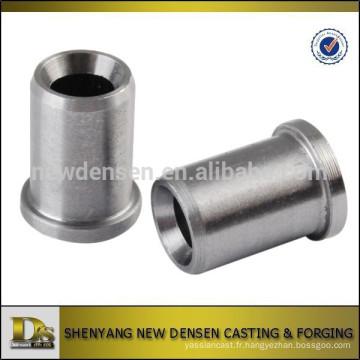Raccords de tuyaux en acier inoxydable fabriqués en Chine