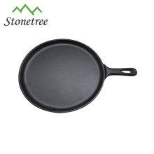 Assiette crêpière / poêle Fajita avec poignée pour utilisation dans la cuisine