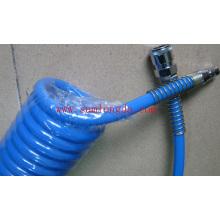 Polyurethan-Rohr mit Sh-Schnellwechsler, PU-Rohr