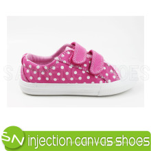 Injection Canvas Shoes Children Canvas Shoes (SNC-01046)