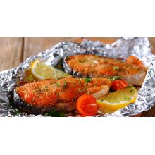 Hochwertige Aluminiumfolienrolle für Lebensmittelverpackungen