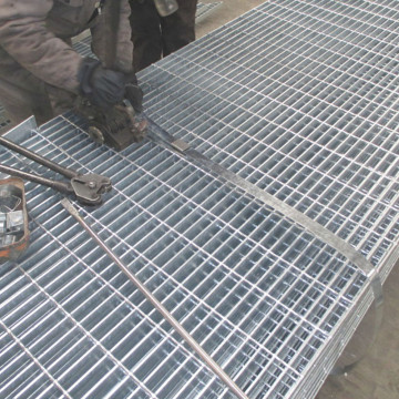 Galvanized Electroforged Welded Steel Gratings
