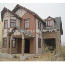 xinnuo Lichtstärke Rahmende Villa vorgefertigte Stahlkonstruktion Haus