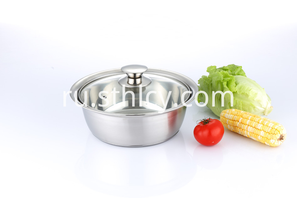 Stainless Steel Pot Large