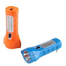 Dual-Functional LED Flashlight