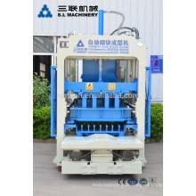 Gebrauchte Betonhohlblockziegelmaschine in Indien mit hoher Qualität