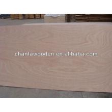 18 milímetros de madeira mobiliário comercial chapa de madeira contraplacada