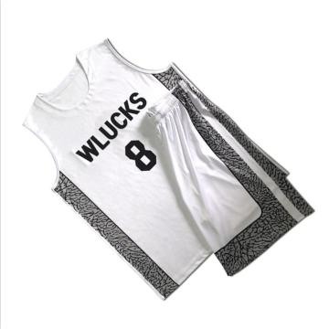 design de mode uk maillot de basket pas cher