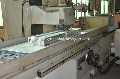 plastic extruder film making machine