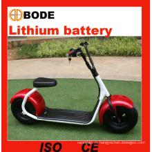 Новый 1000W Электрический велосипед Электрический самокат с литиевой батареей