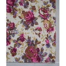 más de quinientos patrones tela floral