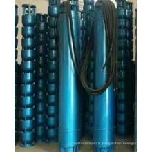 Pompe centrifuge à puits multiples